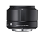 Sigma Lens AF 19mm F2.8 DN For Sony E Black