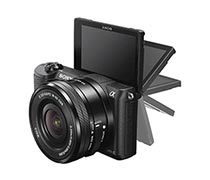 Sony Digital Camera A5100L 16-50mm Black
