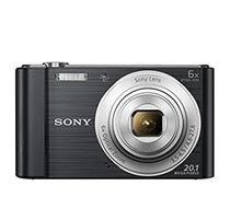 Sony Cyber-shot W810 (Black)