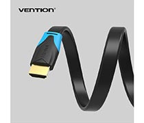 Vention Flat HDMI Cable 5 Meter Black VAA-B02-L500